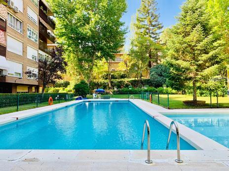 Áticos de alquiler en Madrid Capital