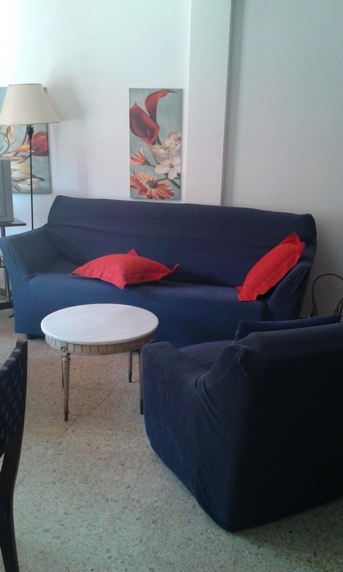 Ático en alquiler larga duración con 80 m2, 3 dormitorios  en Centro (