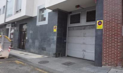 Garaje de alquiler en La Llama, Sierrapando