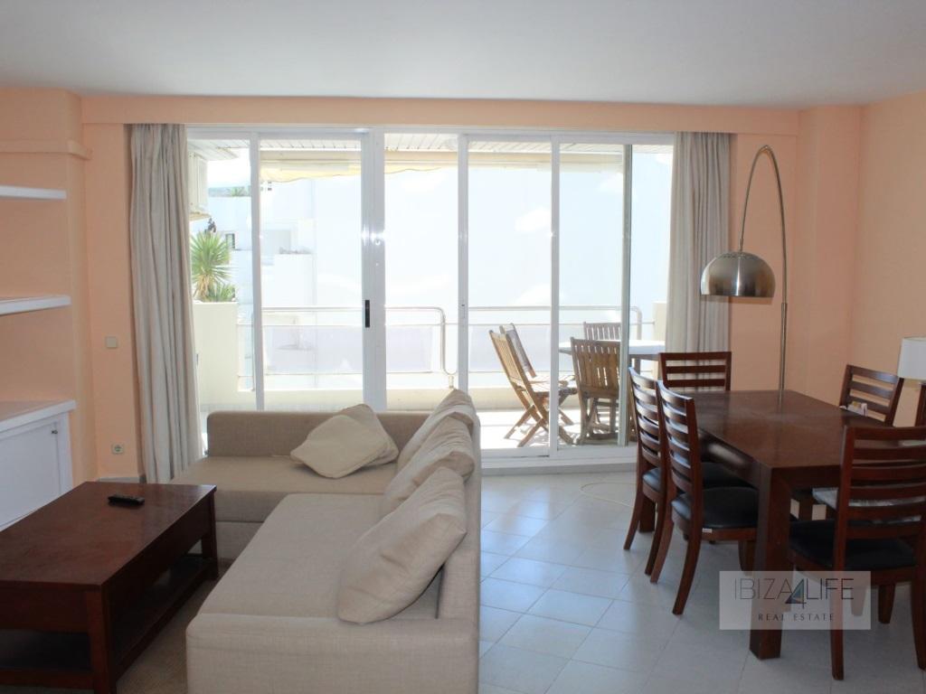 Rental Flat  La marina, eivissa, eivissa, eivissa / Ibiza, españa. Maravilloso atico-duplex en marina botafoch