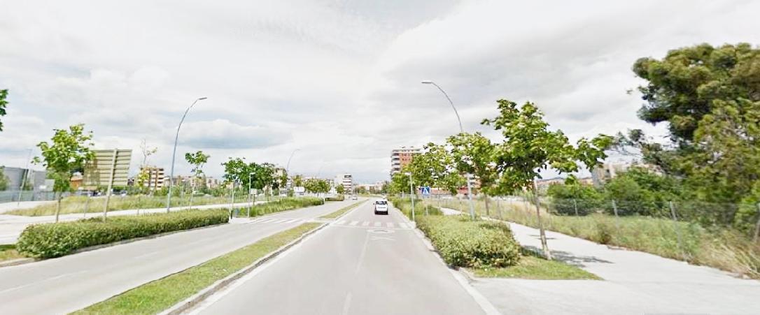 Solar urbano  Sector masana. 1191 m² solar, asfaltado, edificable, esquina.