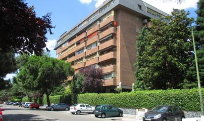 Pisos de alquiler con piscina en Madrid Capital