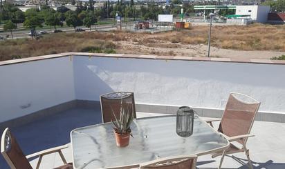 Estudios de alquiler con terraza en Murcia Provincia