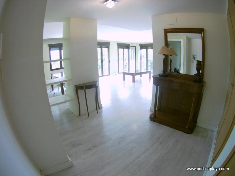 Rent Flat  Calle la paz. Alquiler de precioso piso seminuevo en meliana (valencia). inclu