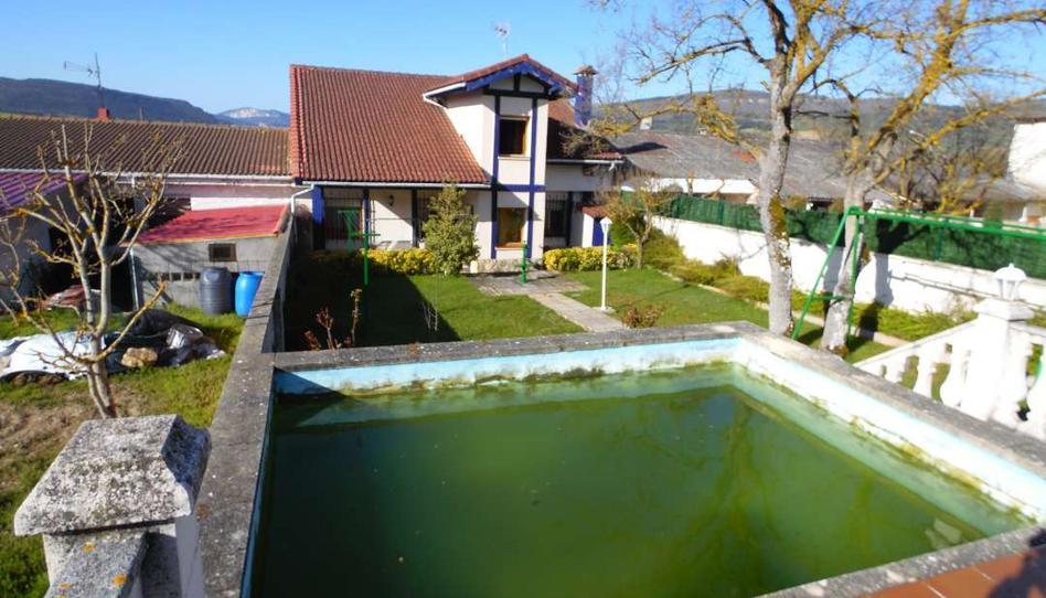 Foto 1 de Casa o chalet en venta en Valle de Losa, Burgos