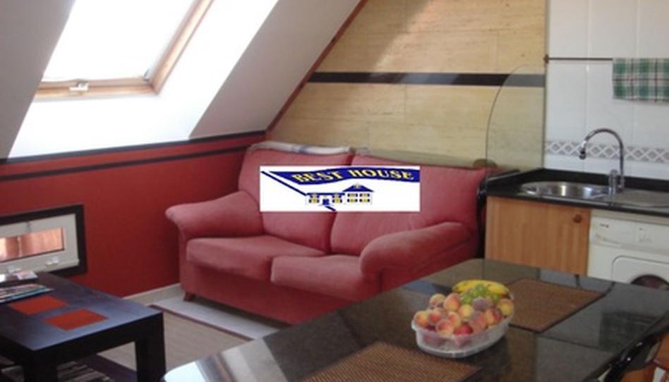 Foto 1 de Apartamento en venta en Rois, A Coruña