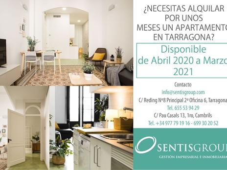 Viviendas de alquiler en Tarragonès