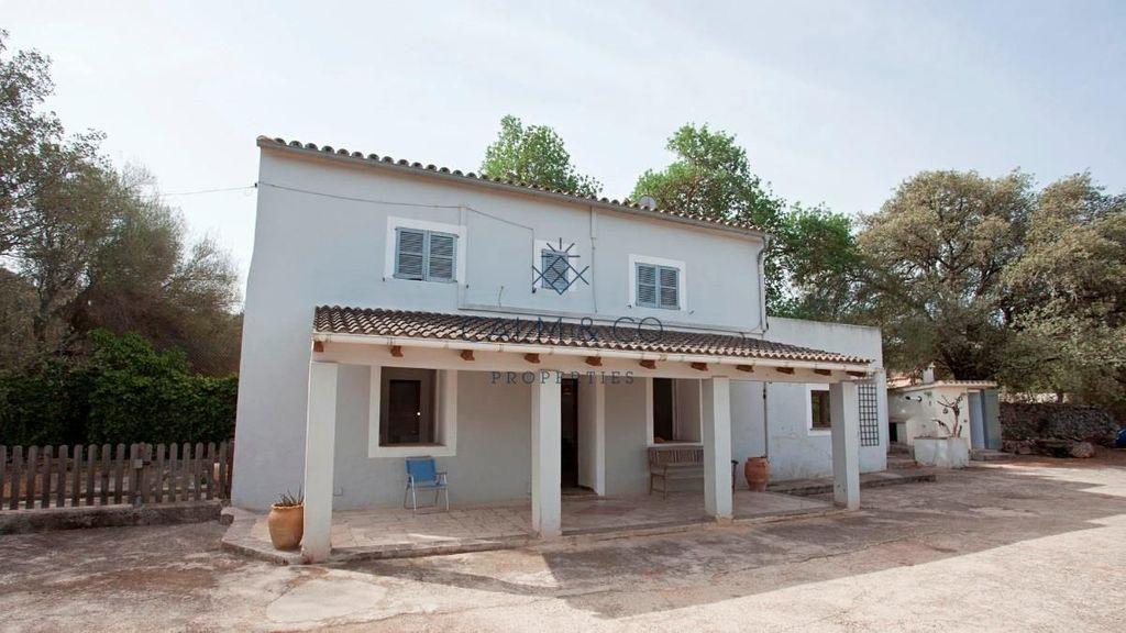 Maison à Costitx. Preciosa casa rústica rehabilitada situada en un solar de 7.000