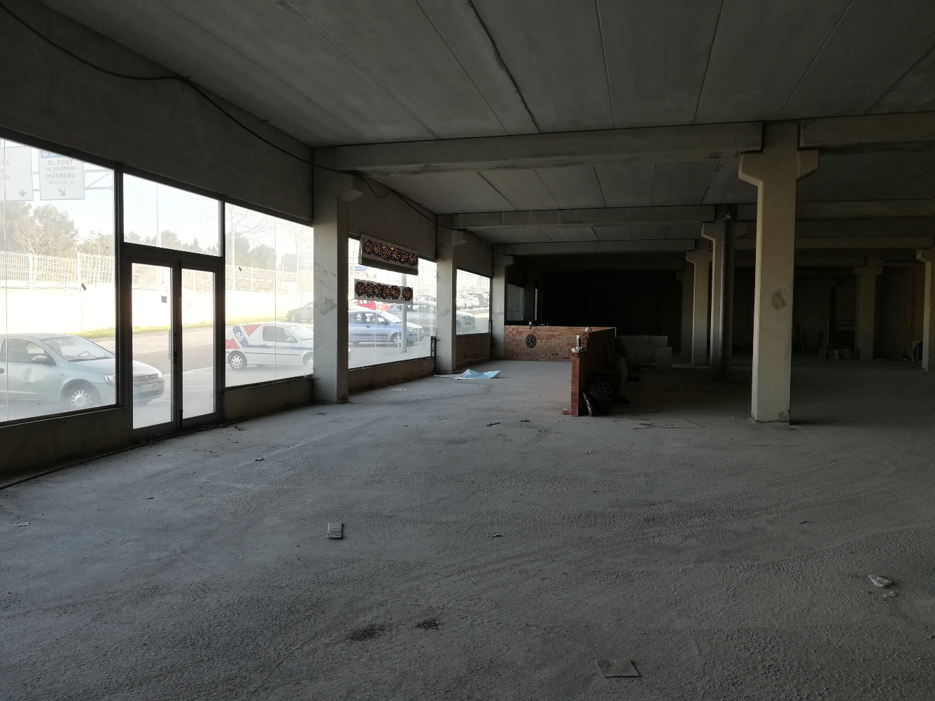 Miete Fabrikhalle  Manresa ( bufalvent )