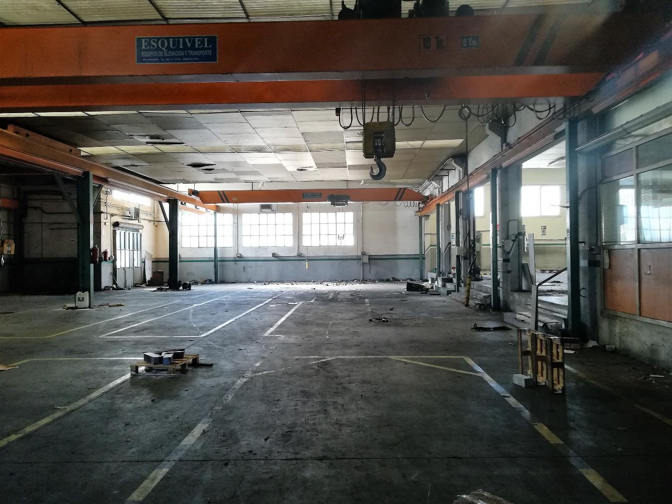 Rental Industrial building  Santpedor