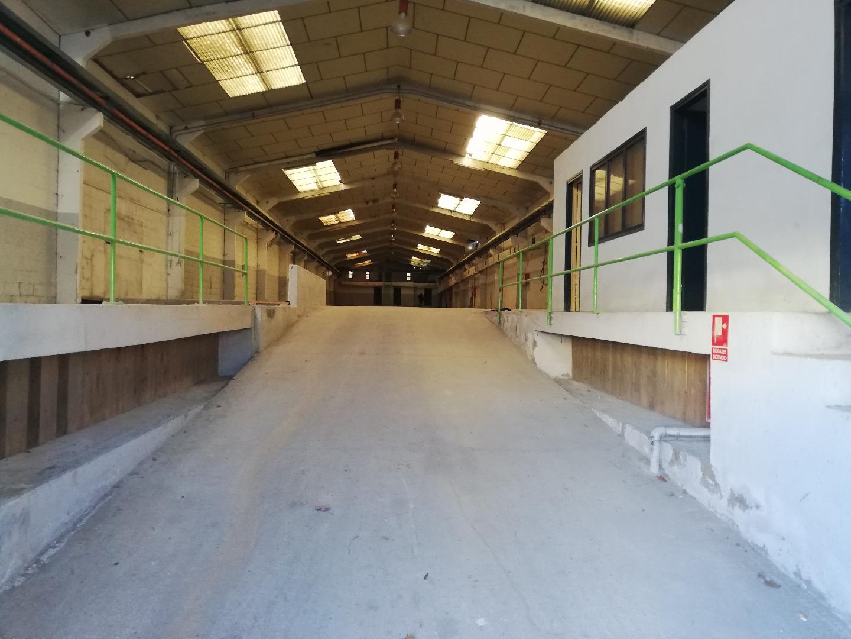 Nave industrial  Manresa - la balconada - cal gravat