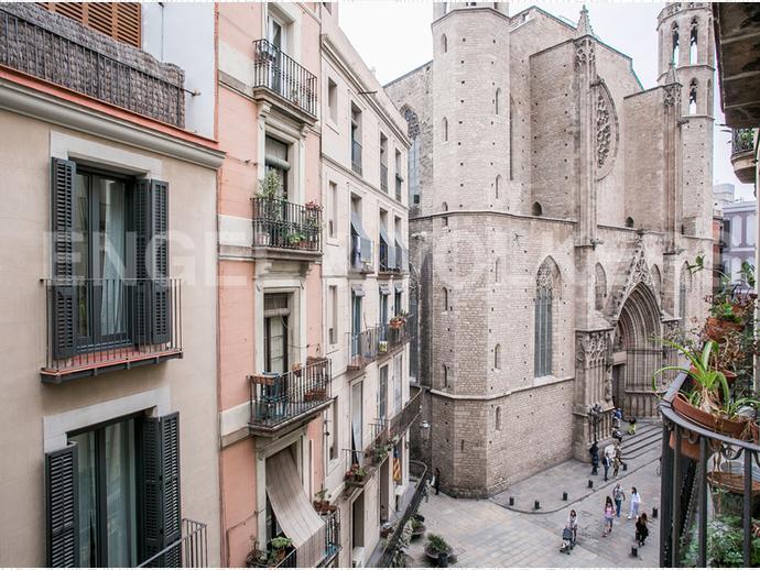 Foto 6 de Piso en Sant Pere, Sta. Caterina I La Ribera / Sant Pere, Sta. Caterina i la Ribera,  Barcelona Capital