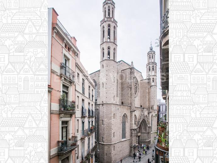 Foto 33 de Piso en Sant Pere, Sta. Caterina I La Ribera / Sant Pere, Sta. Caterina i la Ribera,  Barcelona Capital