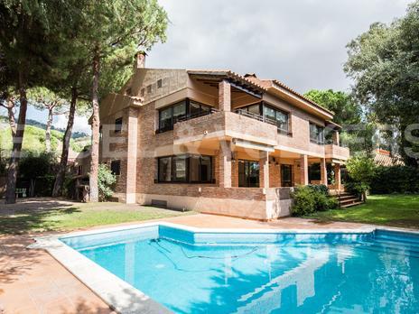 Casas de alquiler en Barcelona Capital
