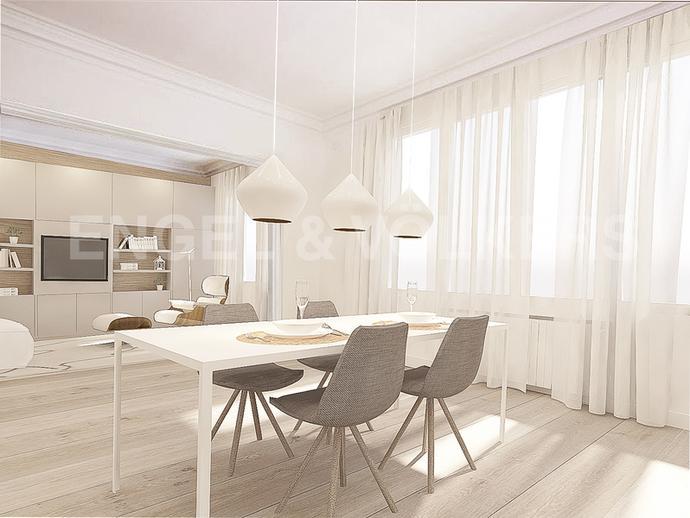 Foto 4 de Apartamento en Sant Gervasi- Galvany / Sant Gervasi- Galvany,  Barcelona Capital