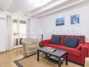 Apartamentos en venta con terraza en Barcelona Capital