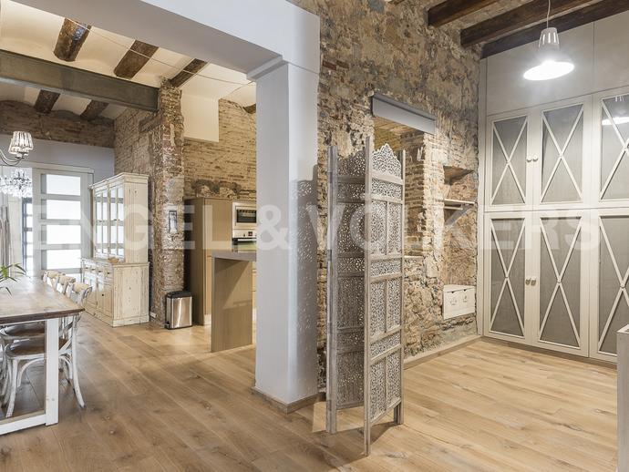 Foto 3 de Loft en Vila de Gràcia