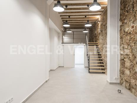 Lofts en venta con ascensor en Barcelona Capital