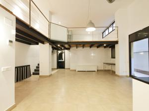 Lofts to rent at España