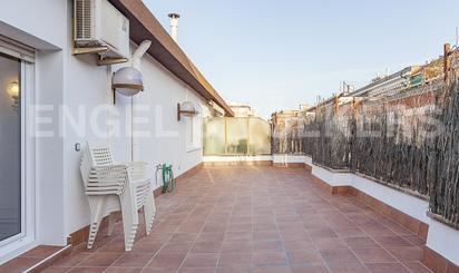 Áticos de alquiler en Les Corts, Barcelona Capital