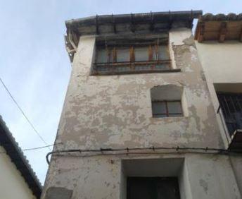 Casa  Els ports - Forcall. Casa a dos calles en Forcall