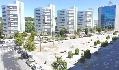 Dúplex de alquiler en Campus Sur - Santa Marta, Santiago de Compostela