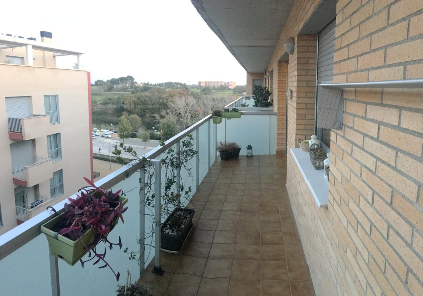 Alquiler Piso  El vilar. Pis de lloguer a valls, 43800 (tarragona), situat a la urbanitza