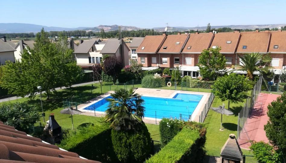 Foto 1 de Casa o chalet en venta en Caballeros Templarios Villamediana de Iregua, La Rioja