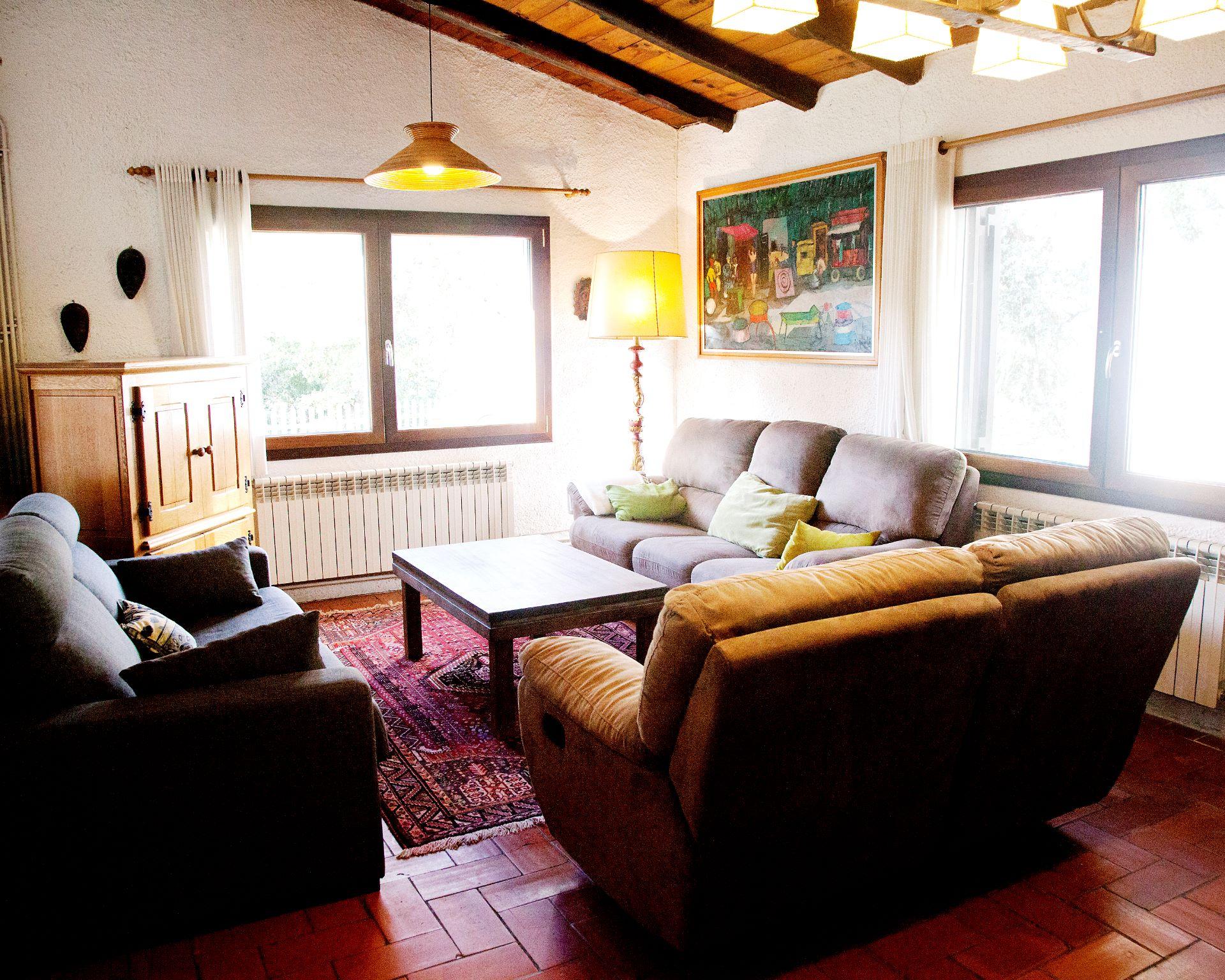 Affitto Casa in Celrà. Casa rural cerca del golf girona