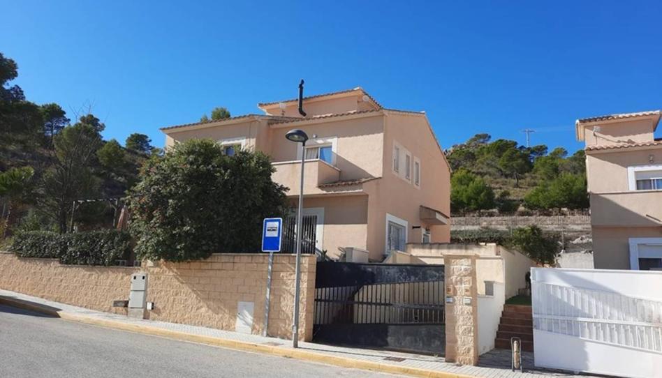 Foto 1 de Casa adosada en venta en Garroferet Aigües, Alicante