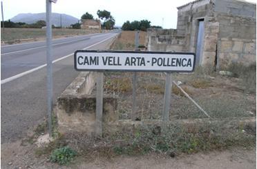 Terreno en venta en Cami Vell Arta Pollensa, Sa Pobla