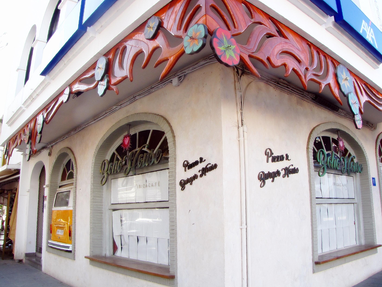 Rental Business premise  Avenida calle san vicente. Se traspasa local totalmente renovado en el centro de santa eula