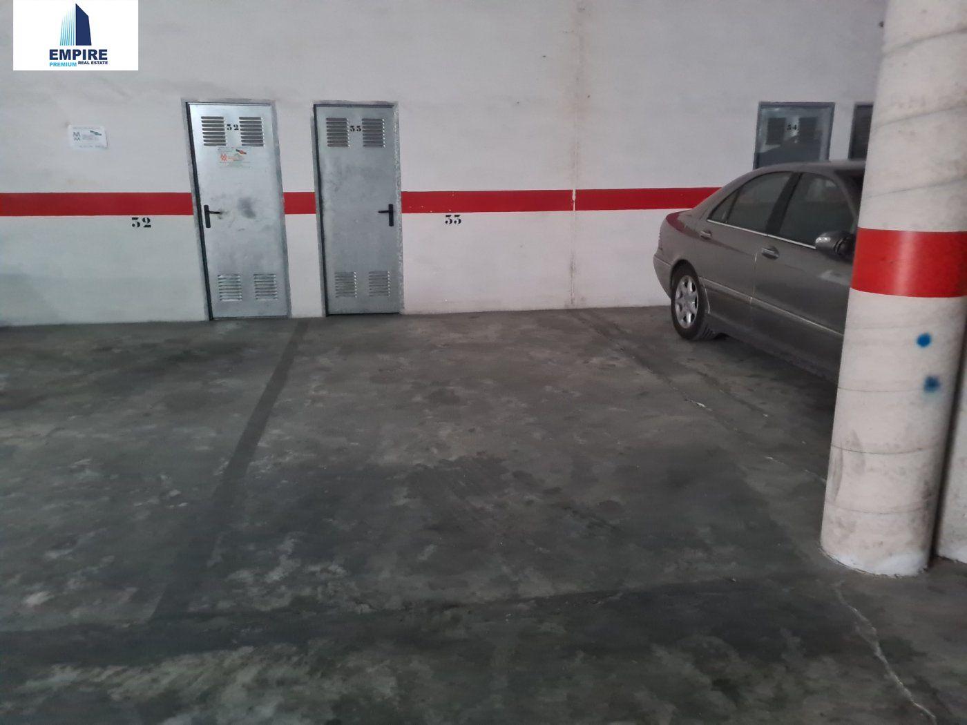 Alquiler Parking coche  Benidorm ,levante. Oportunidad en levante garaje y trastero