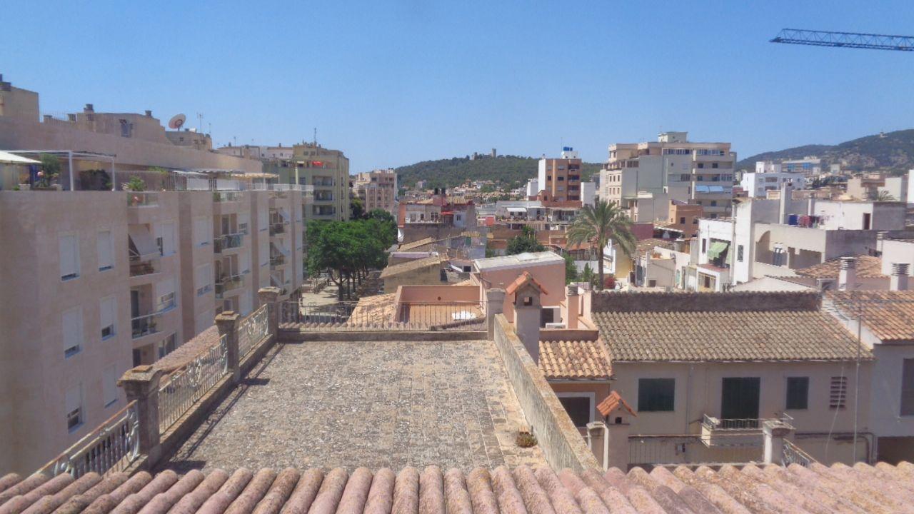 Edificio  Palacete son espanyolet. Finca en son espanyolet