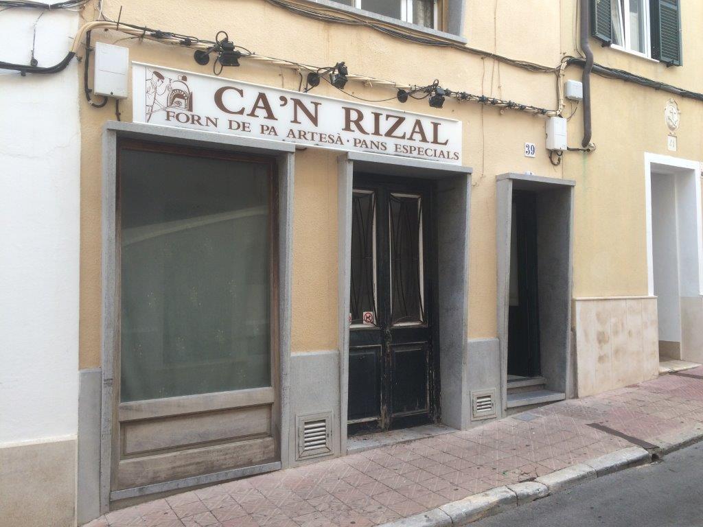Business premise  Maó  (centre)