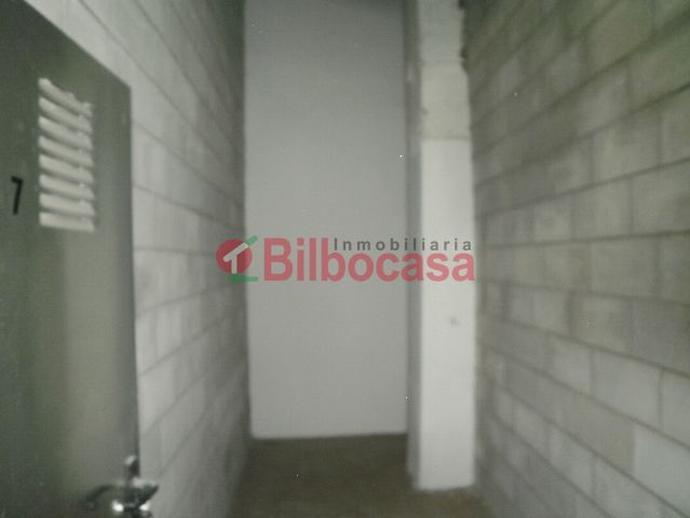 Foto 2 de Trastero en venta en Arrigorriaga, Bizkaia