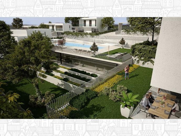 Casa adosada en boadilla del monte en valdecaba a en calle for Calle alberca 9 boadilla del monte