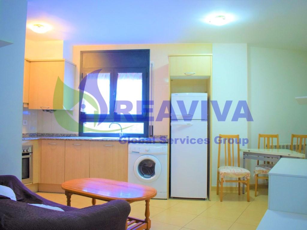 Location Appartement  Castellciutat, la seu d'urgell, lleida, españa. Piso de 1 habitación con despacho