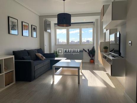 Viviendas en venta con terraza en Madrid Capital