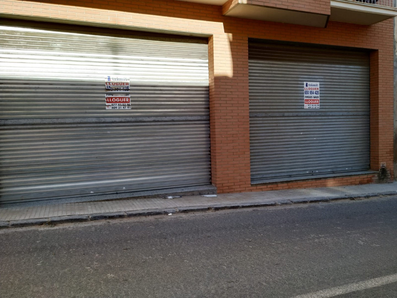 Location Local commercial  Avinguda montbrió