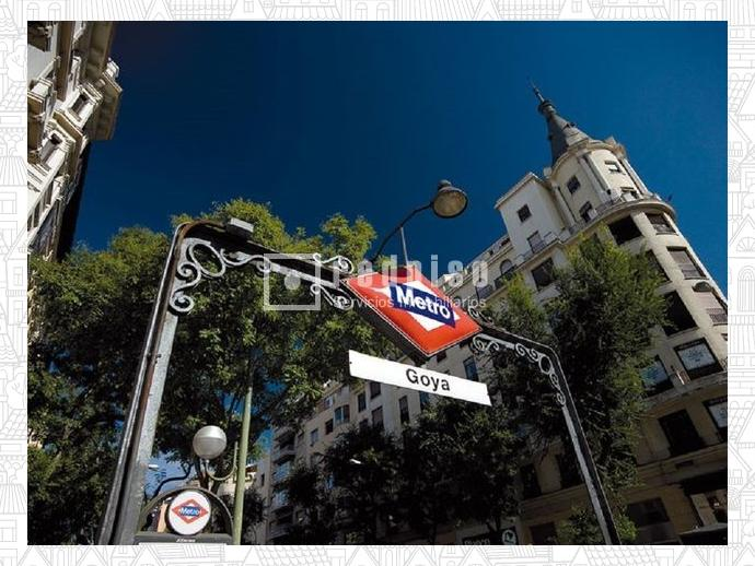 Foto 25 de Piso en Madrid, Zona De - Salamanca, Distrito - Goya / Goya,  Madrid Capital