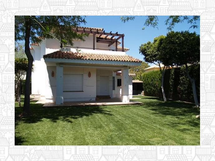 Chalet en dos hermanas en calle mejorana 20 144802314 fotocasa - Casas en montequinto ...
