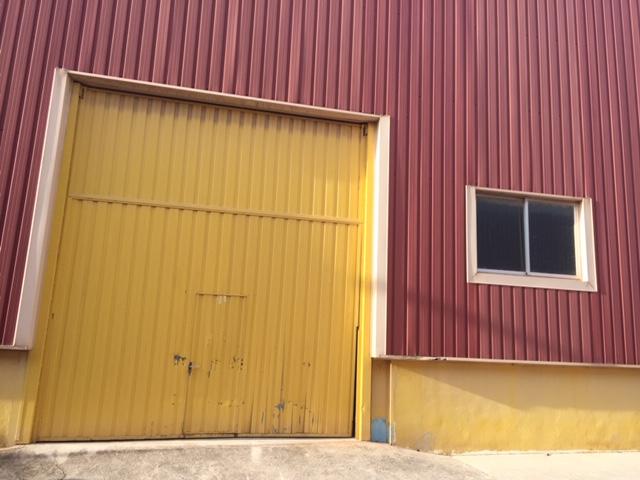 Nau industrial  Calle ocho