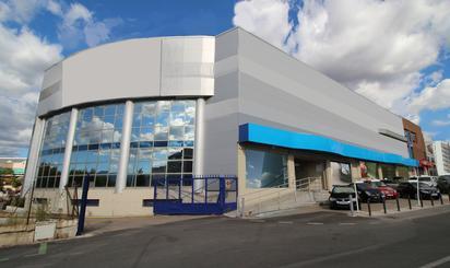 Nave industrial de alquiler en Juan Carlos I, Villalba Estación