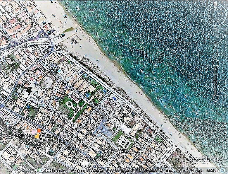 Residential land for sale in Oliva Playa
