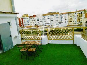 Áticos de alquiler en Valencia, Zona de
