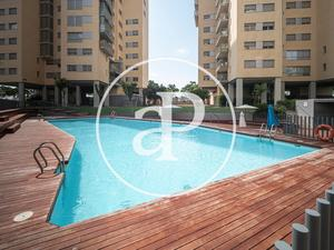 Dúplex de alquiler con terraza en Valencia Provincia