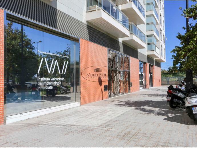 Foto 24 de Apartamento en Paseo Alameda 65 / Penya - Roja - Avda. Francia,  Valencia Capital
