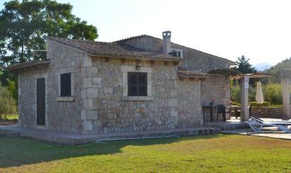 Rural properties to rent at España