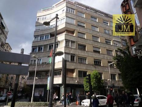 Oficinas de alquiler con calefacción en Granada Capital